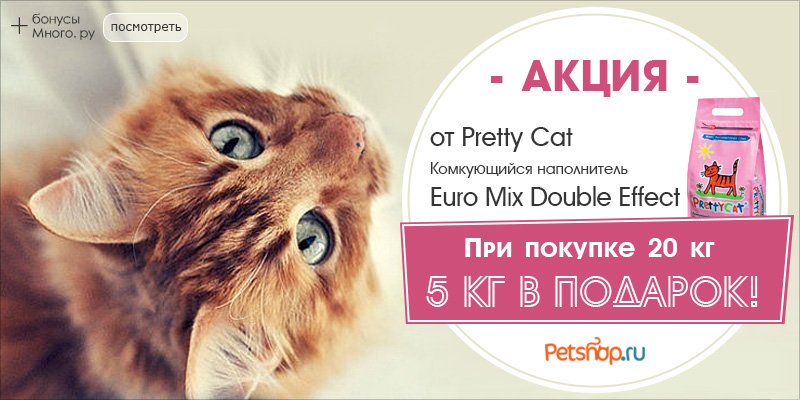 PetShop.ru � �����.��: Pretty-Cat-20-+-5��-�-�������