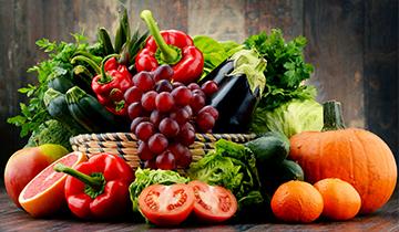 Каталог призов за бонусы: раздел Еда