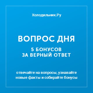 Холодильник.Ру и Много.ру: вопрос дня
